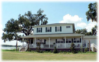Inverness Home on Lake Tsala Apopka